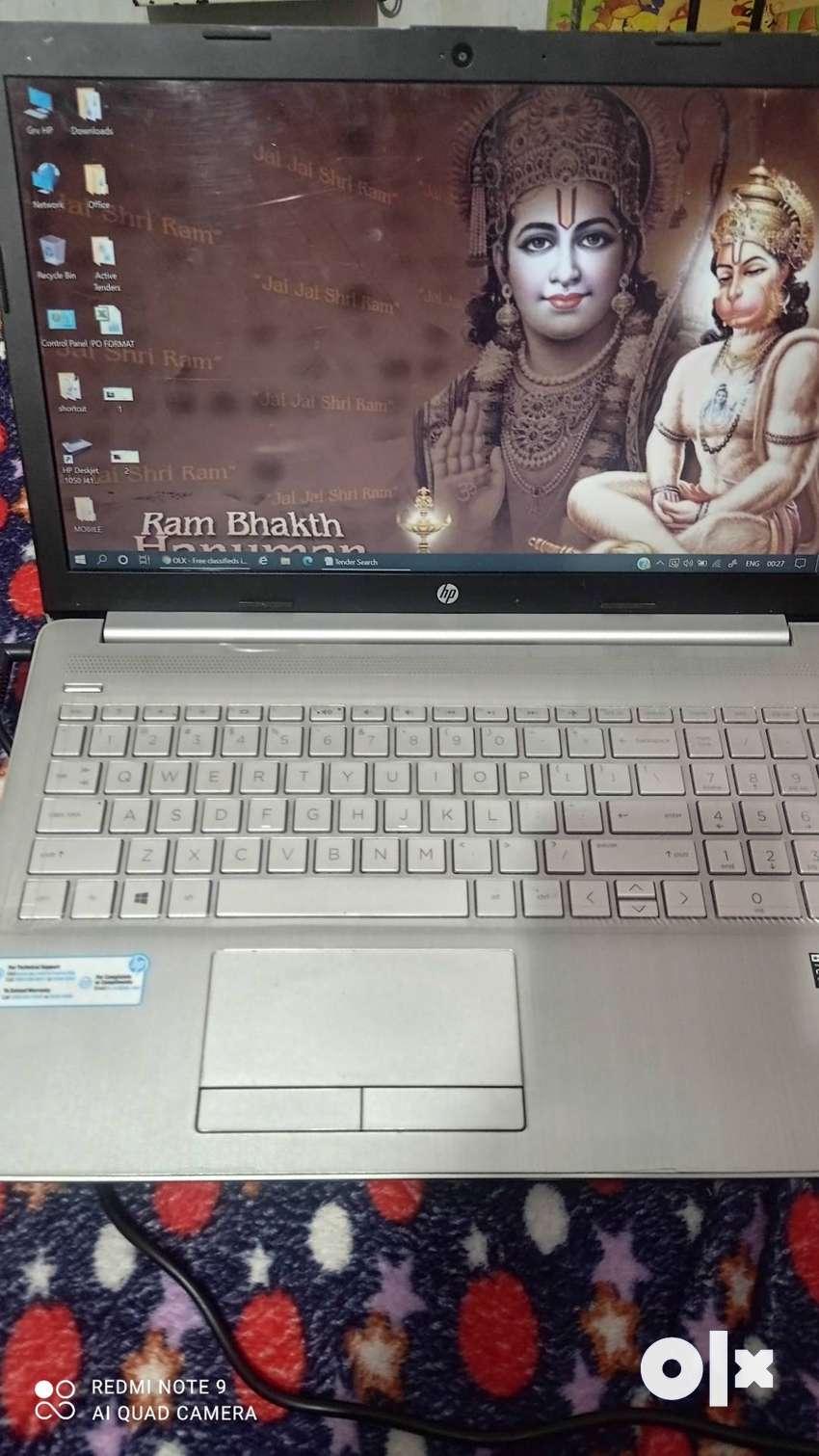 HP LAPTOP 15 da1030tu, 15inch, Intel i5, 8th Gen, 64 bit, windows 10 0
