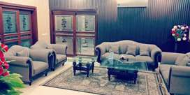 Furnished Lower portion With Basement in Defence for rent