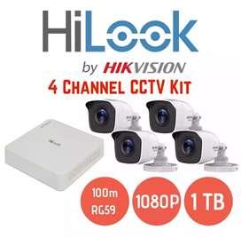*CCTV ONLINE JUAL PAKET SIAP PASANG