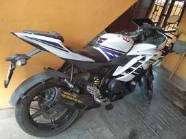 R15 bike yamaha
