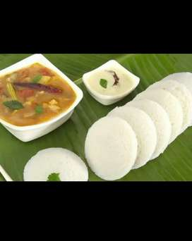 Need a Tiffin Master for making Idly & Dosa Only at Madannapet Area