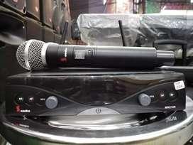 Microphone Wireless S-Audio MW210R