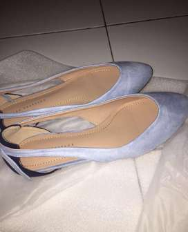 Flat shoes zara