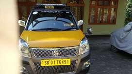 Good condition taxi cab