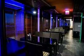 Restaurant bar for sale