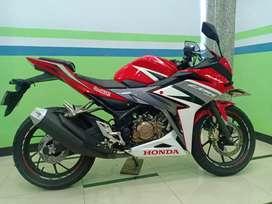 Honda new cbr 150 cc tahun 2016