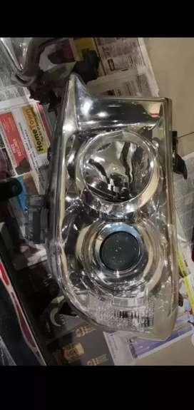 Fortuner type 1 headlight headlamp head lights head lamps