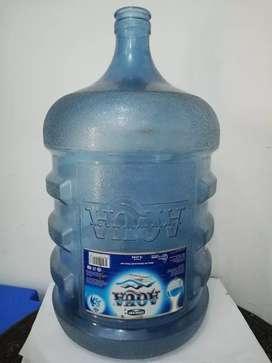 Galon Aqua kondisi bagus
