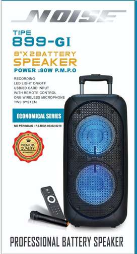 Speaker Battery 10x2 Noise 899 GI