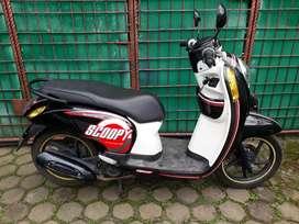 Honda Scoopy esp ISS th 2015 tipe tggi