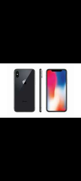 Iphone X 256gb Face time active awesome condition