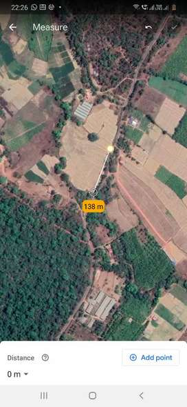 5 guntas and 10 gunts  for sale 7 km Sirsi commercial   industrial use