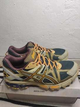 Sepatu olahraga trekking, outdoor, lari Asics Original