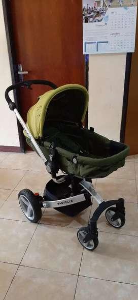 Stroller BABYELLE SPIN 360