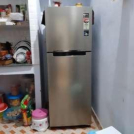 Samsung Refrigerator 253ltr ( double door)
