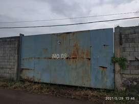 DISEWAKAN lahan untuk Industri / Gudang di Soreang Banjaran