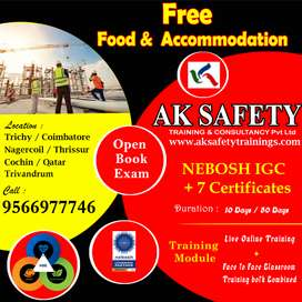 NEBOSH COURSES IN TRICHY