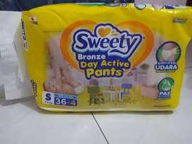 Pempers sweety uk S