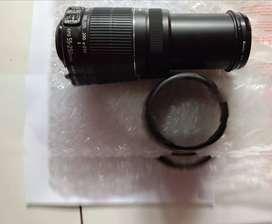 Lensa EFS 55-250mm
