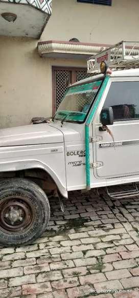 Mahindra Bolero Pick up Fb