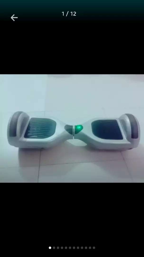 Hoverboard with bluetooth and charger 0