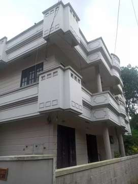 House For Rent (Up Stairs ) at Viyyur Thrissur
