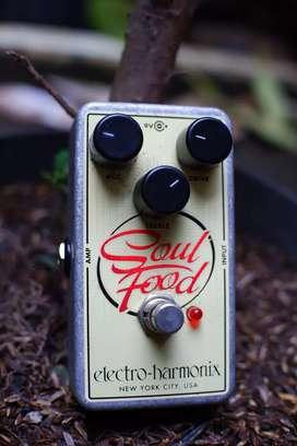 Effect gitar distorsi soul food