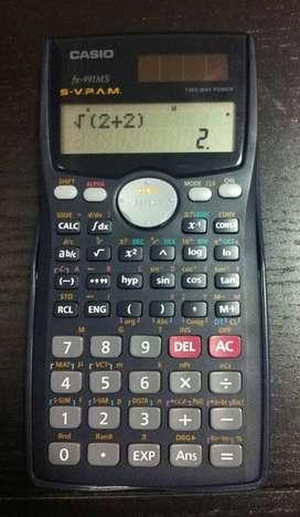 Casio Fx-991ms Scientific calculator, 401 functions, urgent sale