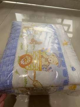 Baby bumper untuk baby crib/baby box