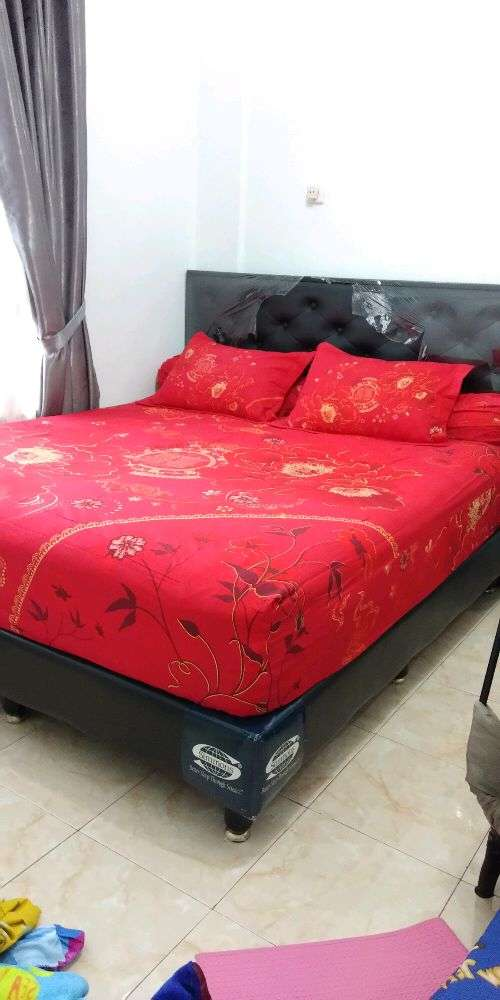 Spring Bed Set Simmons 180x200x30cm 0