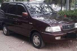 Toyota Kijang LGX  Diesel Manual 2001/2002,