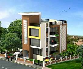 3 bhk 3bhk flat brand new in heart of margao city with amazing view