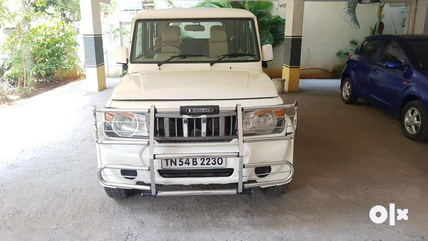 Mahindra Bolero DI BS III, 2010, Diesel 0
