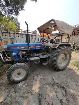 Tractor powertrac euro 50 bilkul New condition 2019 model