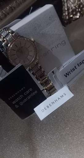 DEBENHAMS WATCH FOR WOMEN