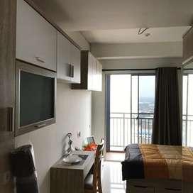 Apartemen Springwood Furnished Cantik Lengkap ( bulanan)
