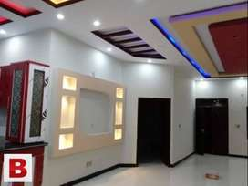 GULSHAN e Iqbal block two second floor with roof full tail flooring