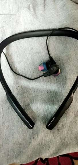Skullcandy method bluetooth earphone