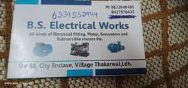 B.s electrical workn