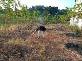 Tanah 120 m2 SHM di Wates Ngaliyan Semarang