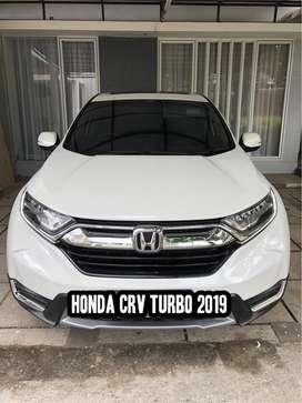 Honda CRV 1.5 Turbo Prestige, Like New