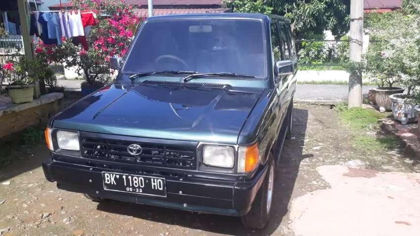 Toyota kijang super thn 1996 pajak hidup 0