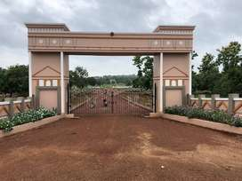 NEWLY LAUNCHED GATED COMMUNITY LAYOUT AT DAKAMARRI NH-16HIGHWAY FACING