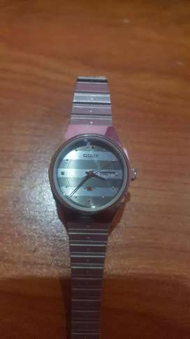 Citizen Grey Dial Automatic Watch