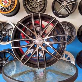 oz racing 15x7 100 114.3 +40 untuk mobil CITY AVANSA--