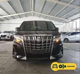 [Mobil Baru] New Toyota Alphard 2019 Promo Bulan Ini Best deal