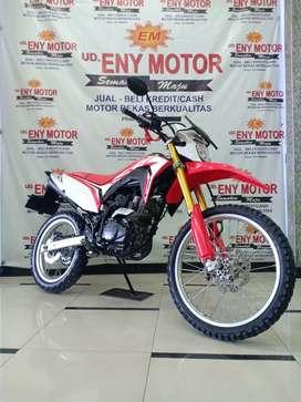 08. CRF 150 thn 2018. UD. Eny Motor.