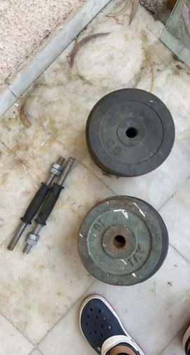 Weight with rod for sale