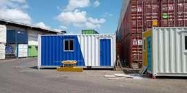 Solusi Container Kontainer Office atau Tempat Untuk Usaha Anda
