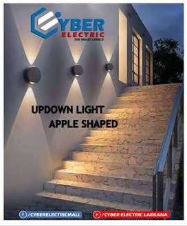 Up-Down Light Apple Shaped By Orpat